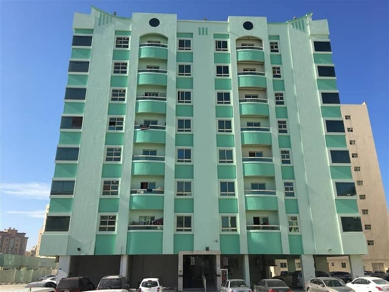 2 BHK Apartment with BALCONY and PARKING available near Al Hikma School