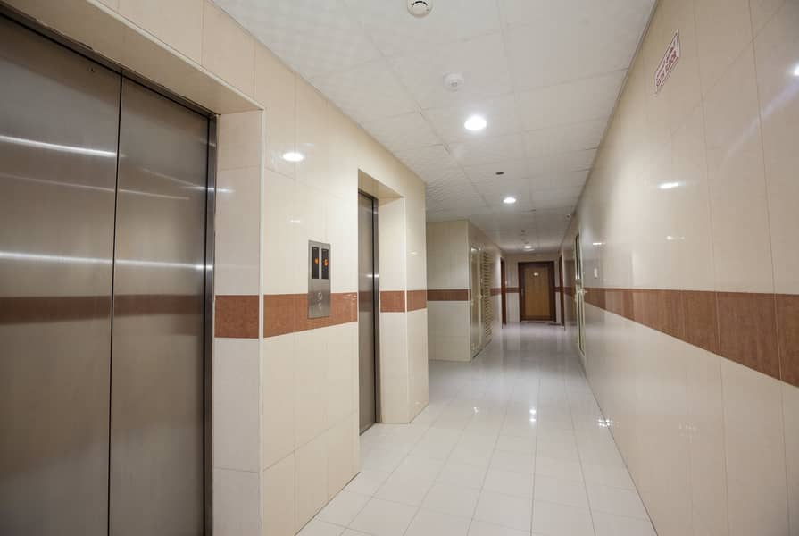 2 2 BHK Apartment with BALCONY and PARKING available near Al Hikma School
