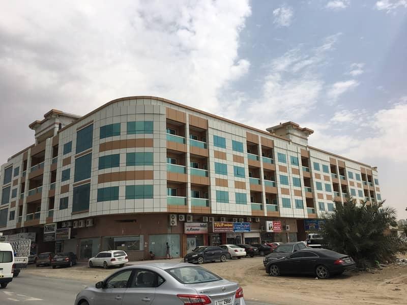 Big Size 1 BHK with Balcony Available in Sanaiya Ajman