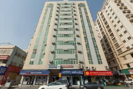 1BHK With Balcony in Flexible Payments  In Rolla, Sharjah