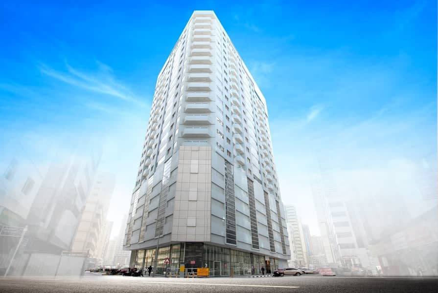 BRAND NEW 2 BHK APARTMENT with Parking FREE IN AL MAJAZ 2