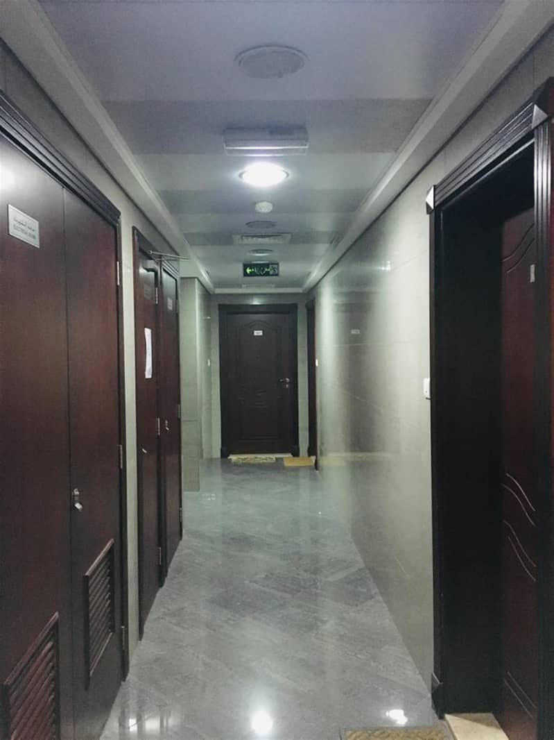 2 Outstanding and Spacious 2BHK Apartment with 1 MONTH FREE Available for Rent In Suroor Building Al Khan Area Sharjah
