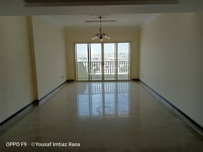 Open View| Fr,ee Month,Parking| Specious 3-BR with Master,Store,Balcony,Wardrobes| In 45k Only