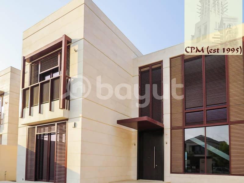 FOR SALE Exclusive  Hidd  Saadiyat Villa- Type 4   10.4 M