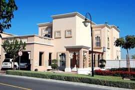 EXCELLENT SPACIOUS | HUGE 5 BED Plus MAID's ROOM VILLA | For SALE in CEDRE VILLAS @ DSO