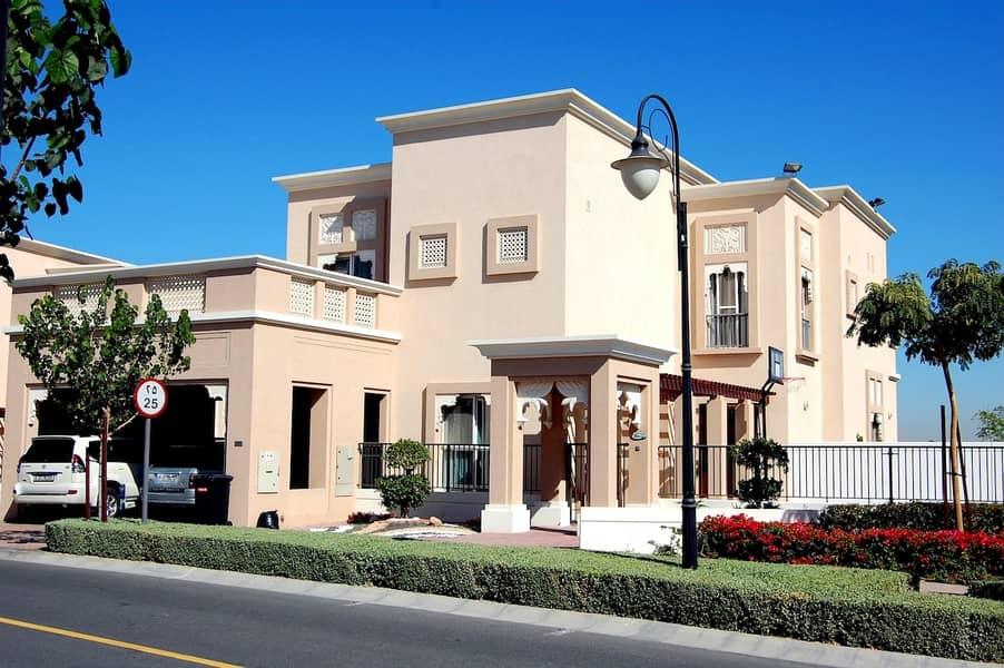 فیلا في فلل السدر واحة دبي للسيليكون 5 غرف 2900000 درهم - 4770600