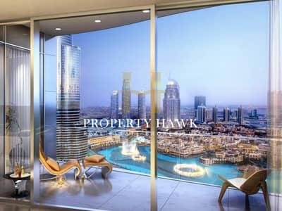 فلیٹ 5 غرف نوم للبيع في وسط مدينة دبي، دبي - Luxurious 5 BR with Stunning View of Burj Khalifa