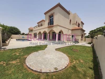 فیلا 6 غرف نوم للبيع في ذا فيلا، دبي - Villa 6BR Plus Study Room with Garden and Pool