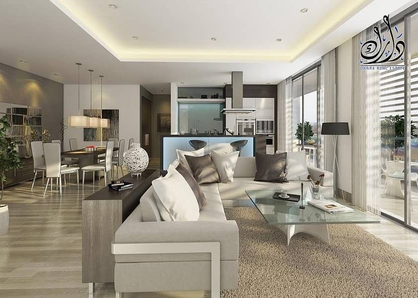 2 two bed room apartment wonderful view and great location heart of dubai