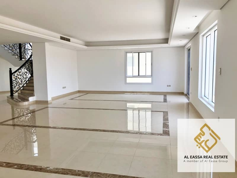 2 NEW & Exclusive | 6BR villa for rent | Well maintained
