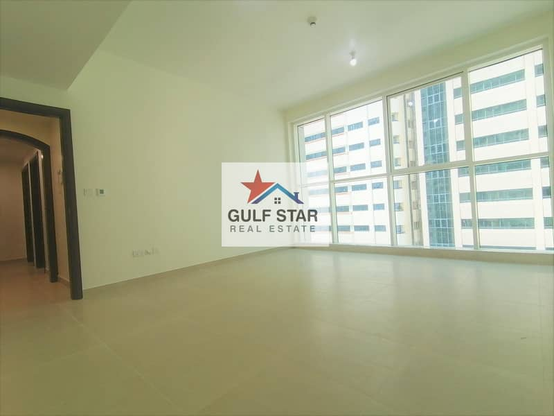 Brand New Tower offers NEW 2BHK with Parking with Reasonable Price close to Corniche