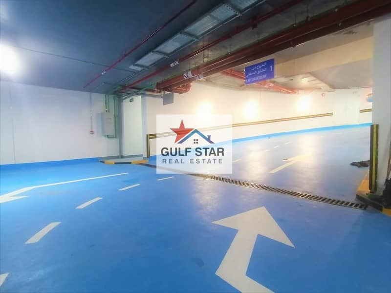 28 Brand New Tower offers NEW 2BHK with Parking with Reasonable Price close to Corniche