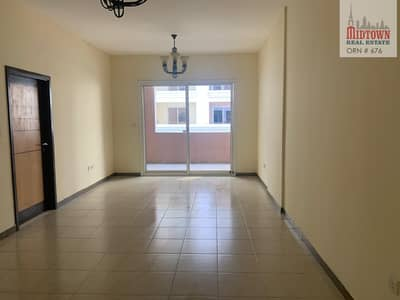 1 Bedroom Flat for Rent in International City, Dubai - Large 1 bedroom in indigo spectrum 1 just 33000/ yearly