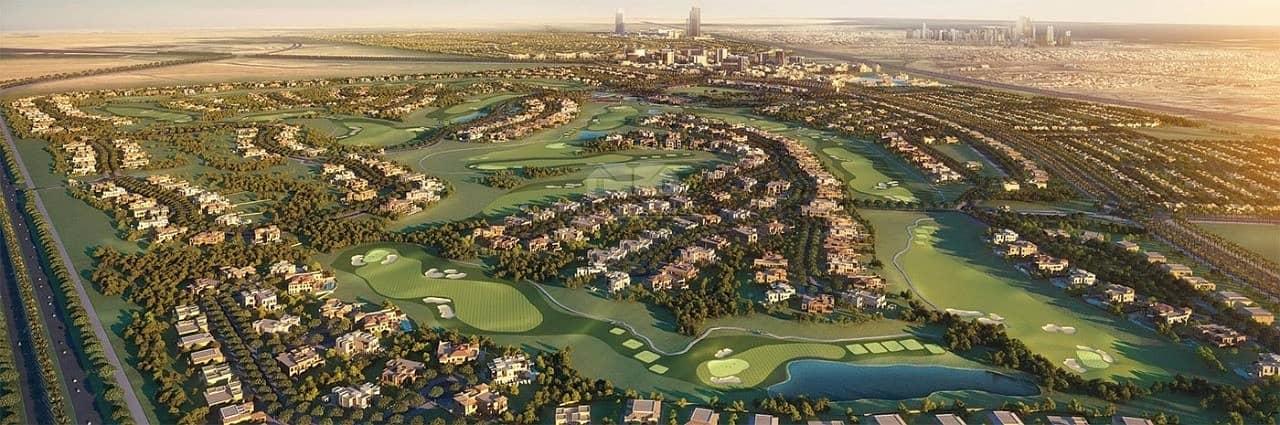 5 Large Plot | Dubai Hills | The Fairways