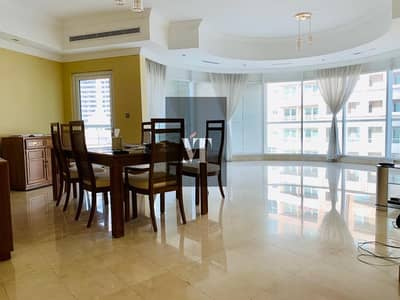 3 Bedroom Apartment for Sale in Dubai Marina, Dubai - Large 3 Bedroom + Maids in Waterfront For Sale