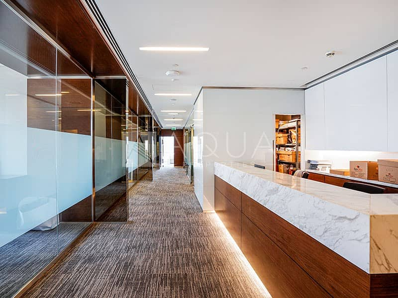 2 Boulevard Plaza | Down Town | Luxury Office