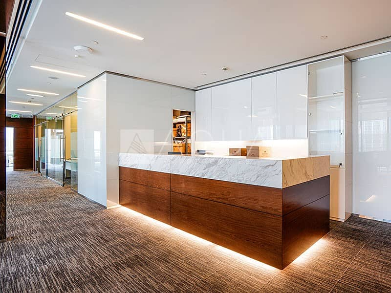 10 Boulevard Plaza | Down Town | Luxury Office