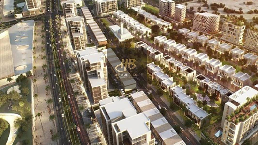 10 Start living your Dream in Aljada Sharjah