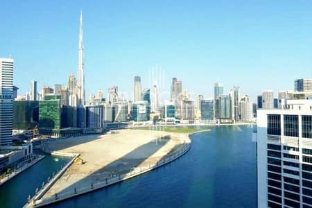 Largest 2BR+Maids | 2Parkings | Burj Khalifa View.