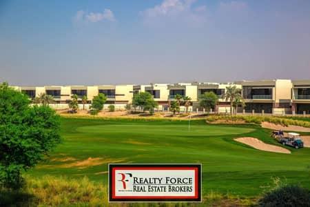 5 Bedroom Villa for Sale in DAMAC Hills (Akoya by DAMAC), Dubai - FULL GOLF COURSE VIEW | V3 5BEDROOM | THE TURF