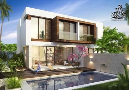 3 Bedroom Villa for Sale in DAMAC Hills (Akoya by DAMAC), Dubai - VILLA FOR SALE IN Family Community Great Location discount 25%