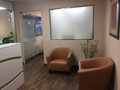 Office for Sale in Business Bay, Dubai - Quick Start Fitted/ Furnished with Partitions Business Bay