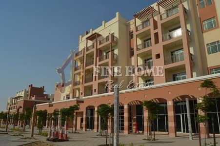 1 Bedroom Flat for Sale in Al Ghadeer, Abu Dhabi - Ideal 1BR Terrace apartment Soon to be Vacant