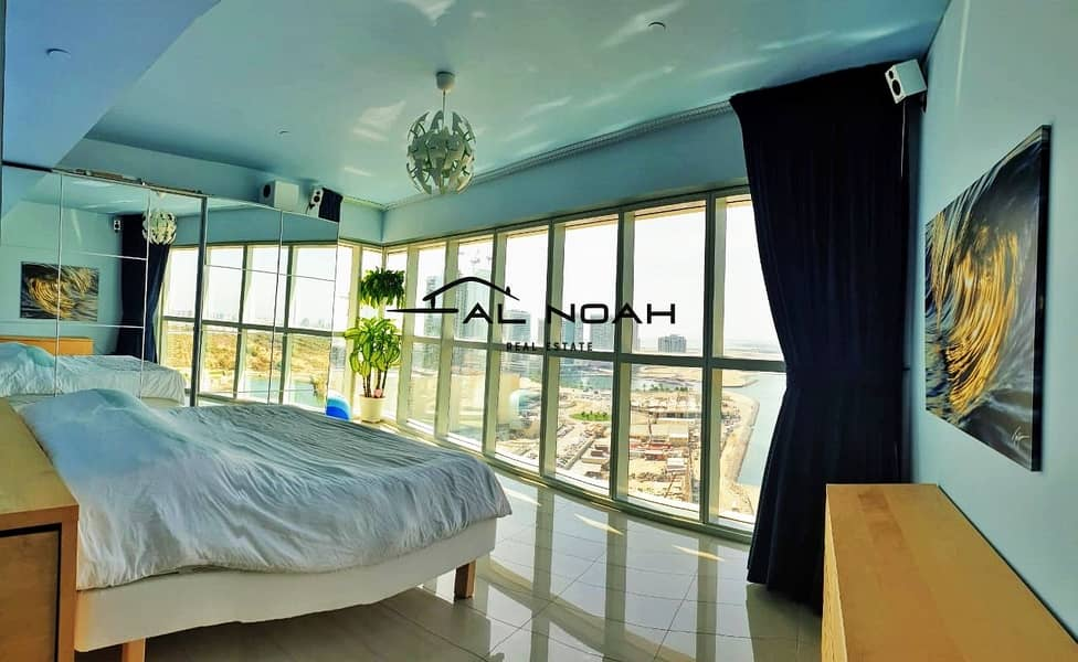 2 Awesome offer   2 BR Apt with Sea View   Deluxe Amenities