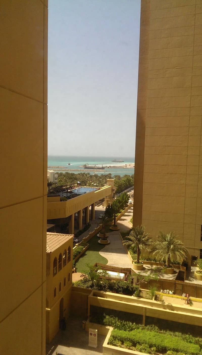 13 One Month Free Rent | Sea View 1-Bedroom+ Storage  | Double Balcony
