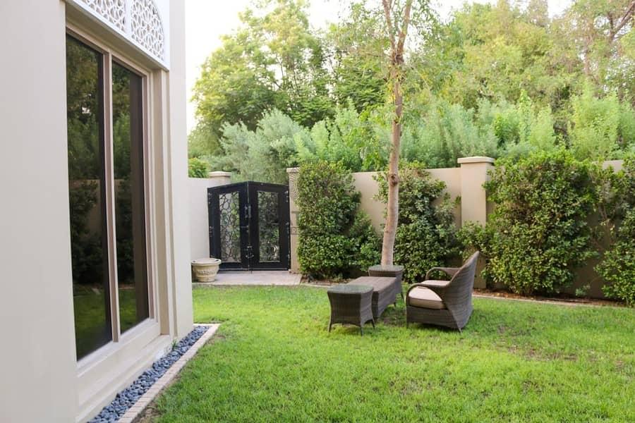 2 Luxury 6 bedroom villa for sale in al barari Type B | Furnished | Pristine Condition Save