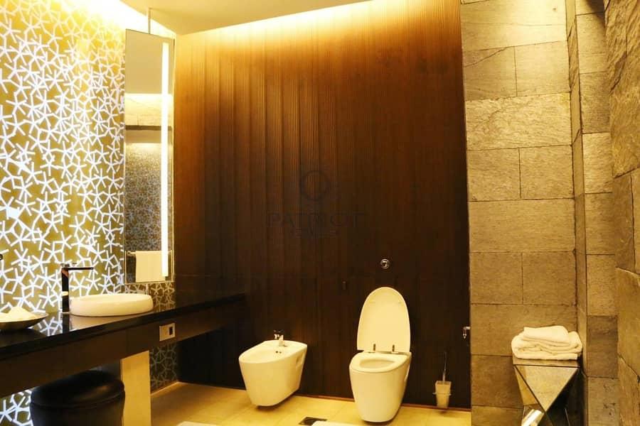 14 Luxury 6 bedroom villa for sale in al barari Type B | Furnished | Pristine Condition Save