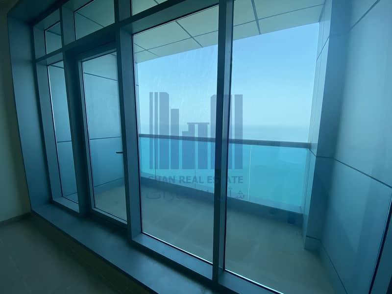 Full Sea View | Beach Front | New Tower