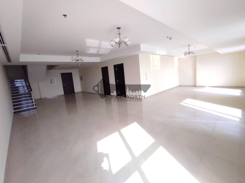 2 The Only Duplex 3BR Penthouse at Jadaf Very Spacious with Full Creek View