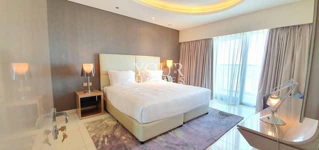 شقة 1 غرفة نوم للايجار في الخليج التجاري، دبي - HOLLYWOOD STYLE | BIG LAYOUT | HIGH FLOOR | 1BR