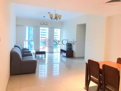 2 Bedroom Flat for Rent in Jumeirah Lake Towers (JLT), Dubai - Amazing  2 Beds | Low Floor | Large Layout