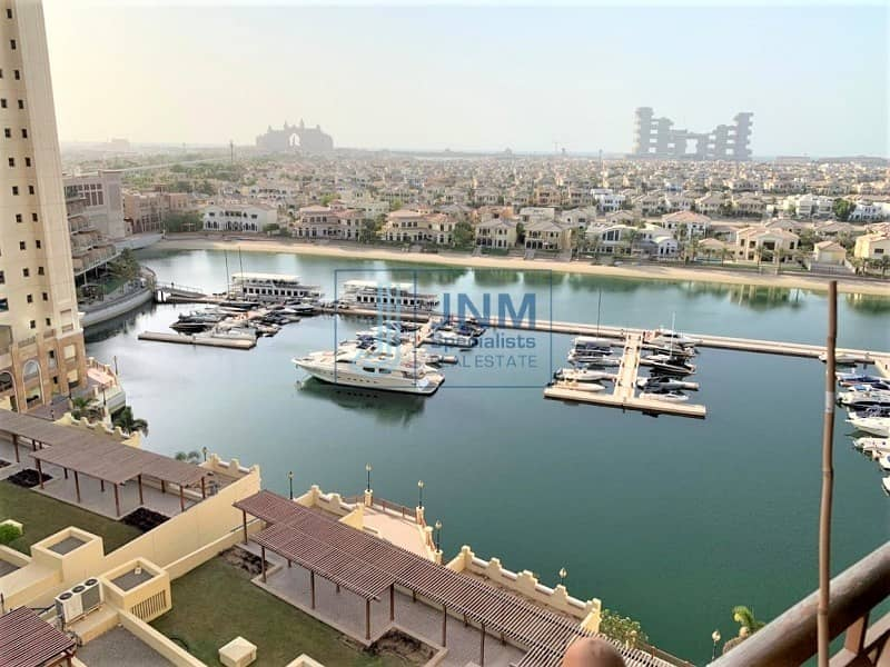 Type C   2 Beds with Huge Terrace   Full Sea View