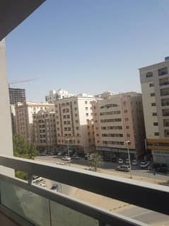 KING FAISAL STREET: OPEN VIEW STUDIO WITH BALCONY FOR RENT