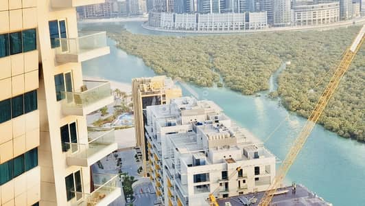 2 Bedroom Flat for Rent in Al Reem Island, Abu Dhabi - Move in now! 1 BHK apt with astonishing views