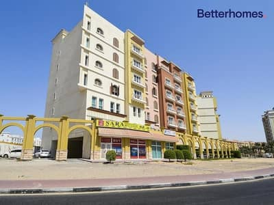 Shop for Rent in International City, Dubai - Unfurnished Retail Shop | Central Business District