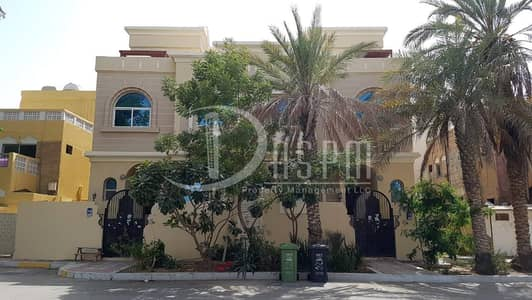 4 Bedroom Villa for Rent in Al Mushrif, Abu Dhabi - 4 BEDS SEPERATED ENTRANCE 120K