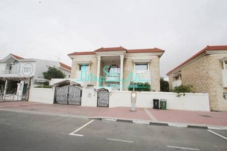5 Bedroom Villa for Rent in Umm Suqeim, Dubai - Best location  Ready for clinic  large villa