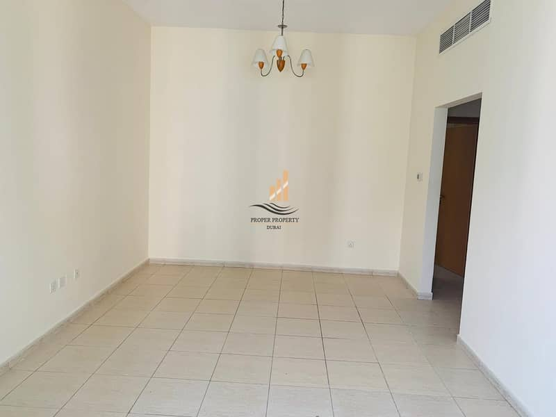 Spacious 1 Bed Room With Balcony in front of bus stop