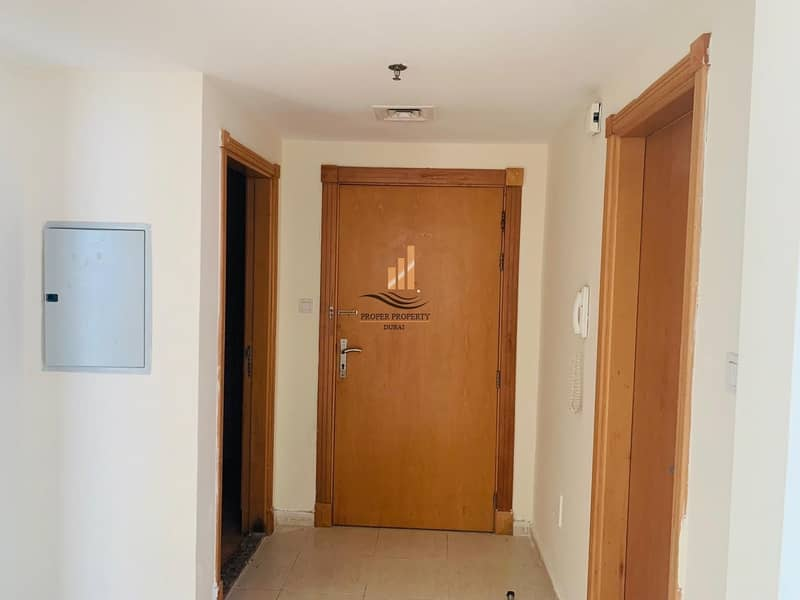 2 Spacious 1 Bed Room With Balcony in front of bus stop
