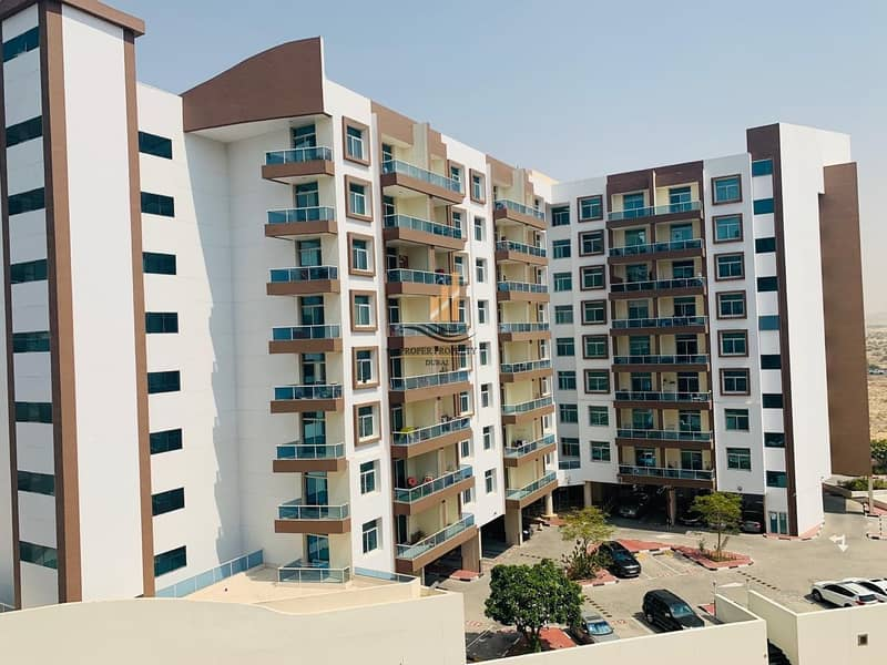 10 Spacious 1 Bed Room With Balcony in front of bus stop