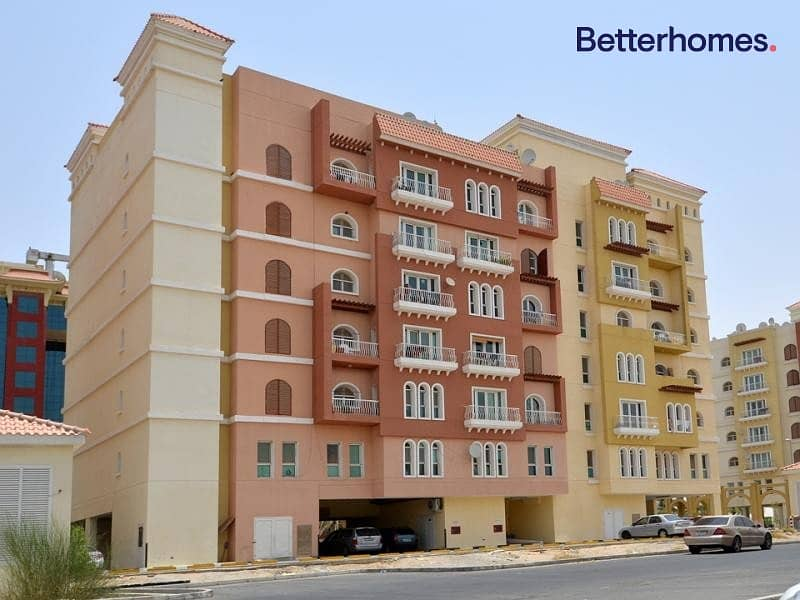 2 Spacious 1 Bedroom | Multiple Cheques | Unfurnished