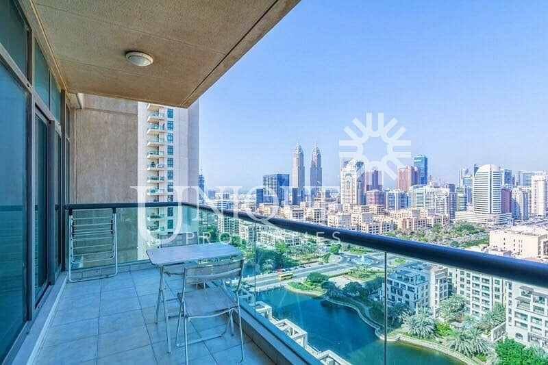High Floor 1 Bed with Fantastic view |Call
