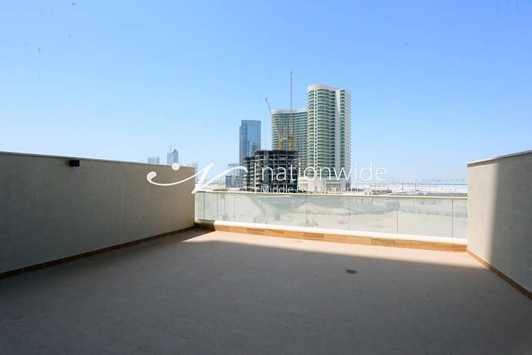 19 Vacant! Alluring 3 BR Townhouse In Mangrove Place