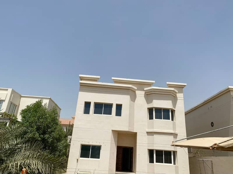 Two storey villa  excellent location in Al Jurf
