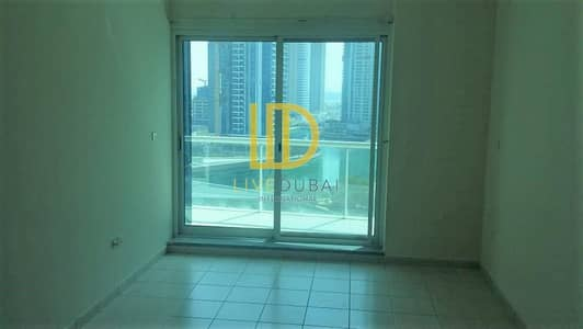 AJ | Lake View | Next to Metro | Unfurnished | Fully Equipped Kitchen | Specious 1 Bedroom with Balcony | 1 Parking