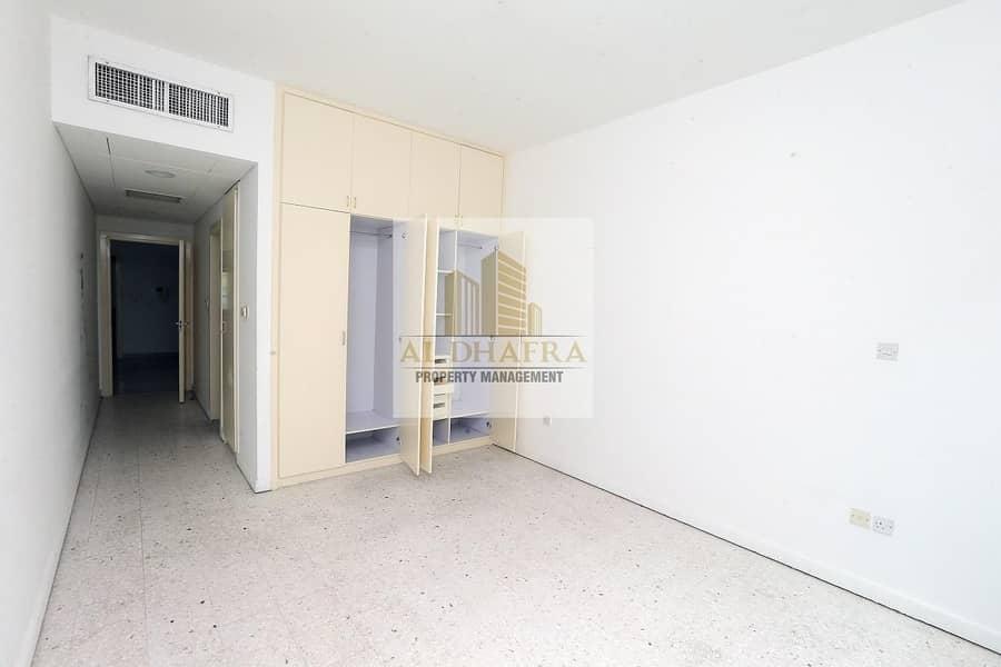 14 Massive Space  Flat | Close to Corniche Hospital